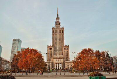 Weekend w Warszawie noclegi, co zobaczyć, jak się poruszać po stolicy
